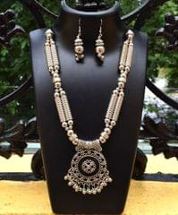 Oxidized Metal Set Colored- Black