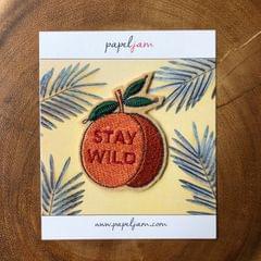 Stay Wild Patch