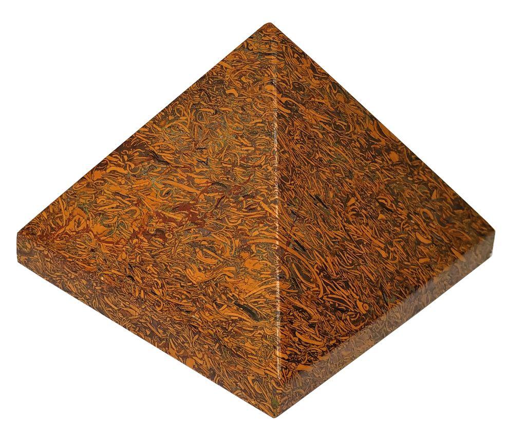 Agates (Akik) of Cambay-Pyramid-Miriam Fossil Stone