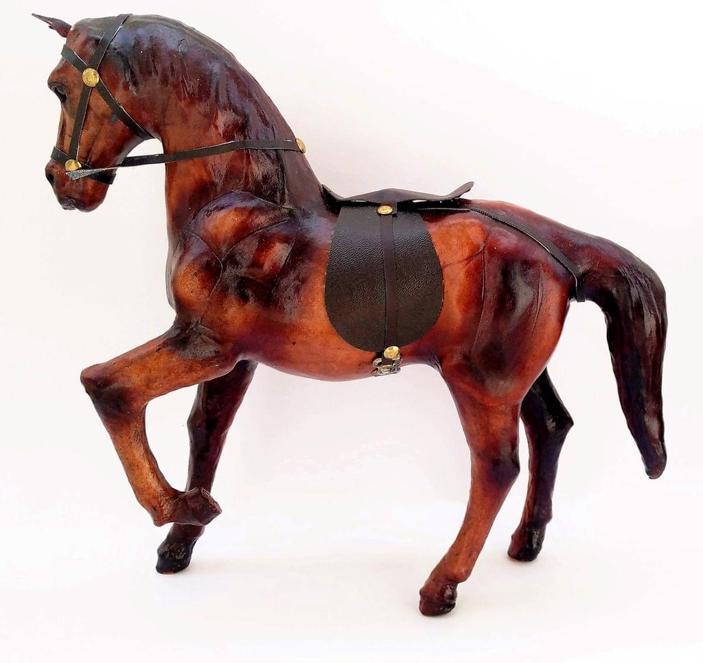 Leather Craft of Indore-Horse