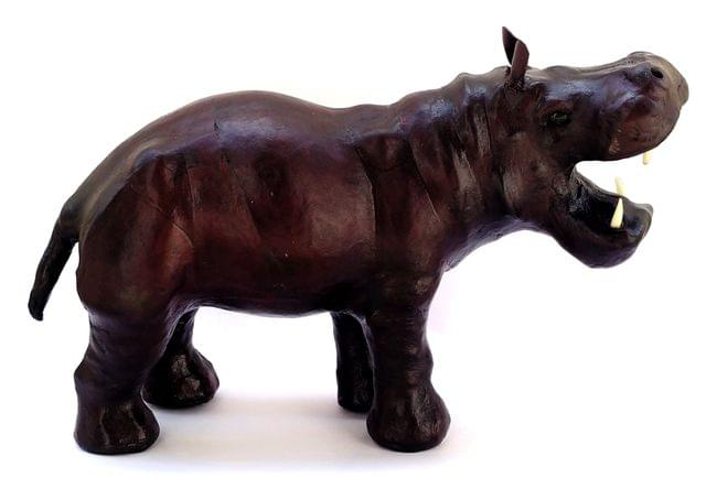 Leather Craft of Indore-Hippo