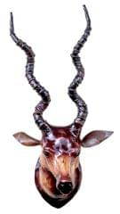 Leather Craft of Indore-Wall hanging-Deer