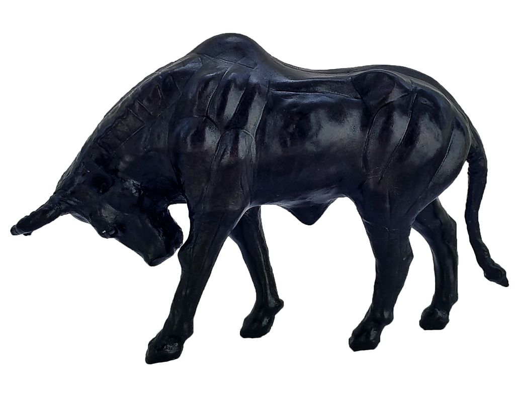 Leather Craft of Indore-Fighting Bull
