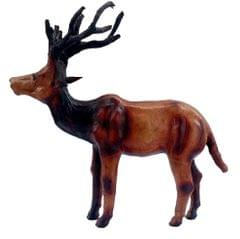 Leather Craft of Indore-Barasingha (Swamp Deer)
