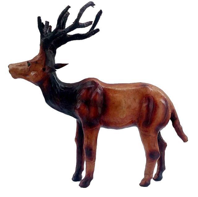 Leather Craft of Indore-Barasingha (Swamp Deer)
