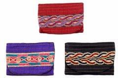 Embroidered Handcrafted Visiting Card holder-VIVEKA