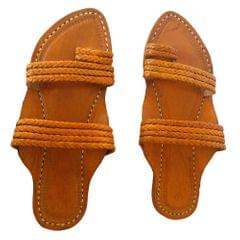 Men brown sandal- Madi