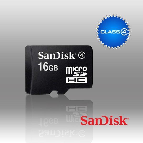 SanDisk microSD SDQ 16GB