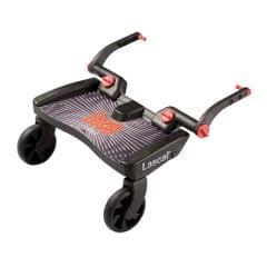 Lascal Buggy Board Stroller Board Maxi - Black