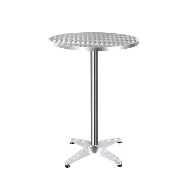 Adjustable Round Bar Table
