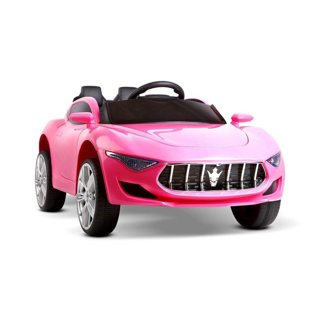 Kids Ride on Sports Car-Pink