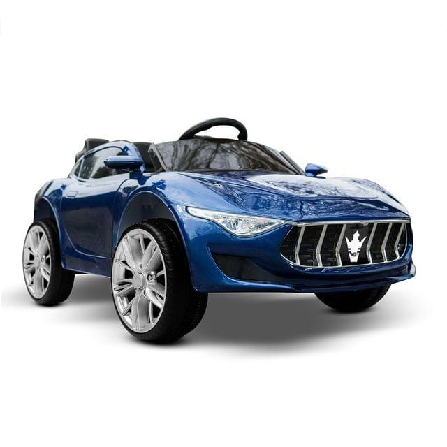 Kids Ride on Sports Car-Blue