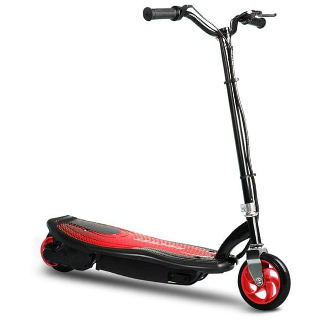 Kids Electric Scooter Red