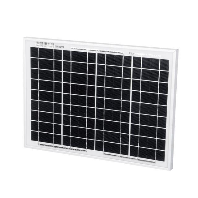 10W 12V Solar Panel Kit Caravan Camping Power Charging Megavolt Battery Charger