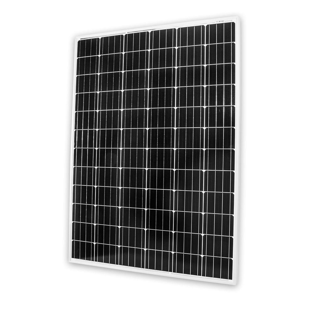 12V 250W Solar Panel kit Mono Power Caravan Boat Camping Battery Charging