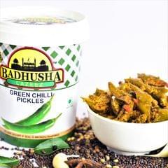 Green chilli Pickle |limitTo:2