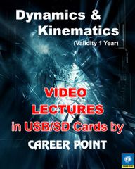 Video Lectures Basic Physics,Dynamics & Kinematics + Basic Physics Formula book (JEE Main/ Advanced & NEET/ AIPMT) (2018)