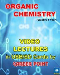 Video Lectures Complete Organic Chemistry + Chemistry Formula book JEE (Main/Advance)/Pre medical (2017)
