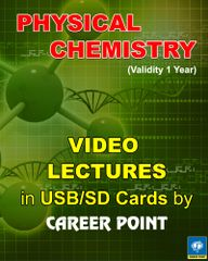 Video Lectures Complete Physical Chemistry + Chemistry Formula book JEE (Main/Advance)/AIPMT (2018)