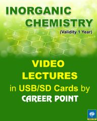Video Lectures Inorganic Chemistry  + Chemistry Formula book (JEE Main/ Advanced & NEET/ AIPMT)