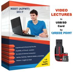 Video Lectures of Complete PCB (1 Year) for Class 11th+12th
