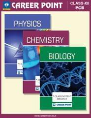 Class Notes For 12th PCB (Set Of 9 Volumes) AIPMT/NEET