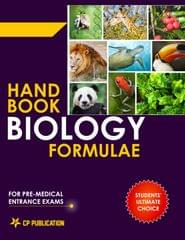 Handbook of Zoology & Botany Formulae for NEET