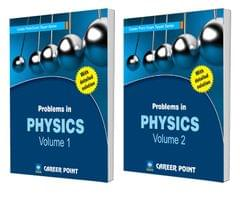 Problem in Physics  For JEE (Main & Advanced) (Set of 2 Books)