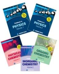 Physics and Chemistry (Set of 5 Books) For JEE AIPMT NEET By Career Point Kota