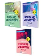 Problem in Chemistry (Combo pack of 3 Books) For IIT-JEE (Main & Advanced) By Career Point Kota