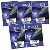 Class Notes Of Complete Physics (Set of 5 Volumes) By Career Point Kota
