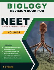 Biology Revision Book For NEET (Vol-2) Class 12th