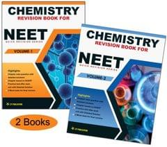 Chemistry Revision Book for NEET (Vol-1 & Volume-2)