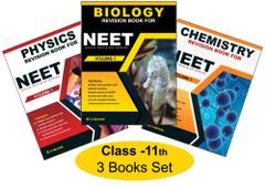 PCB NEET Revision Books (Set of 3 Books) For Class 11th