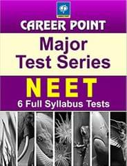 Major Test Series for NEET 2017 by Career Point Kota