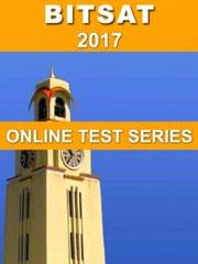 BIT-SAT - 2017 Major Online Test Series