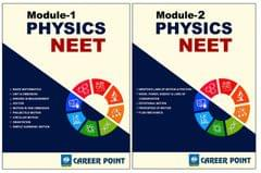 Mechanics for NEET (Vol-1 & Vol 2) by Career Point, Kota