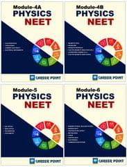 Physics for NEET (Vol-2) Set of 4 Books by Career Point (Class XII)
