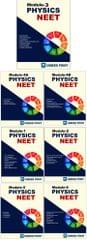 NEET Physics (Vol-1 & Vol-2) Set of 7 Books by Career Point, Kota