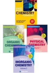 Problem in Chemistry (Set of 3 Books) + Chemistry Formulae For IIT-JEE (Main & Advanced) By Career Point Kota