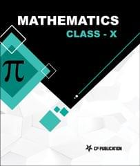 CBSE Class-10th Foundation Mathematics For IIT-JEE/ NEET/ Olympiad By Career Point Kota