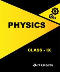 Class-9th Foundation Physics For IIT-JEE/ NEET/ Olympiad By Career Point Kota
