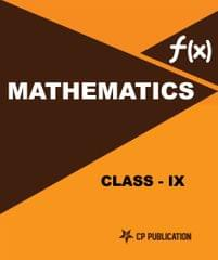 Class-9th Foundation Mathematics For IIT-JEE/ NEET/ Olympiad By Career Point Kota