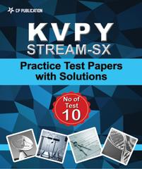 KVPY (SX) Practice Test Papers For Class-12
