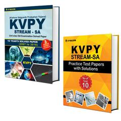 KVPY (Stream-SA) 10 Years Unit wise Old Examination Solved Paper (2007 to 2016) with 3 Practice Papers + KVPY (Stream-SA) Practice Test Papers For Class-11