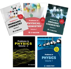Physics and Chemistry (Set of 5 Books) For JEE Advanced