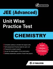 JEE Advanced Chemistry - Unit wise Practice Test Papers By Career Point Kota