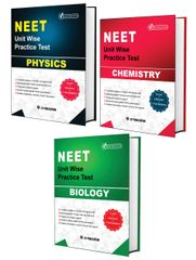 NEET PCB (Physics, Chemistry, Biology) - Unit wise Practice Test Papers By Career Point Kota