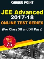 JEE Advanced Online Test Series By Career Point Kota