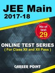 JEE Main Online Test Series By Career Point Kota